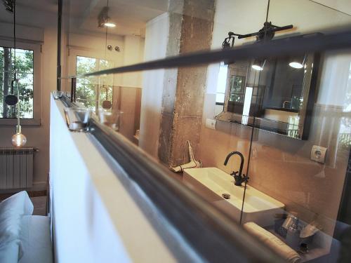 Suite Junior con terraza El Balcon de las Nieves 6