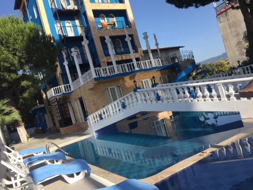 Aydın Shadow Hotel ulaşım