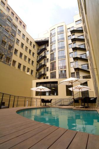 Faircity Mapungubwe Hotel Apartments Photo