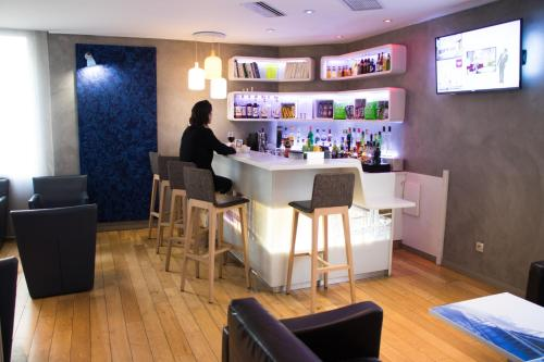 ibis Styles Paris Tolbiac Bibliotheque photo 66