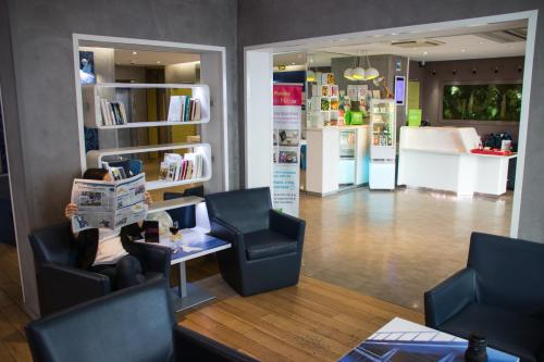 ibis Styles Paris Tolbiac Bibliotheque photo 67