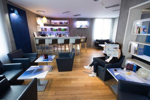 ibis Styles Paris Tolbiac Bibliotheque photo 69