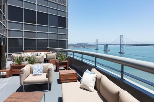 Global Luxury Suites at Howard Street impression