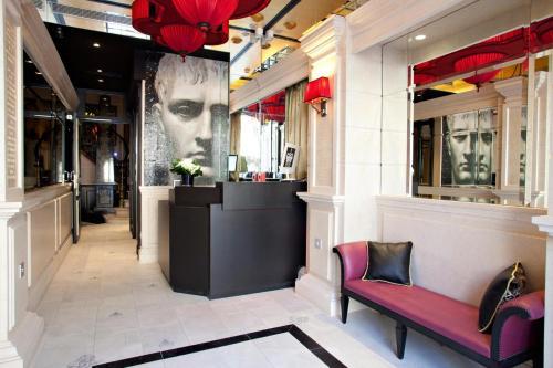 Maison Albar Hôtel Paris Champs Elysées photo 24
