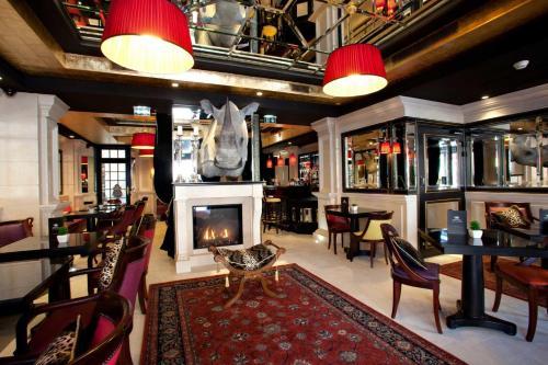 Maison Albar Hôtel Paris Champs Elysées photo 25