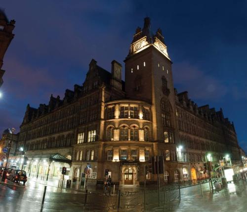 Glasgow Grand Central Hotel Restaurant