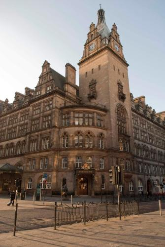 The Principal Grand Central Hotel Review Glasgow