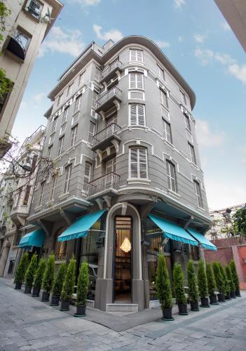Istanbul Fuga Hotel Constantinidis indirim