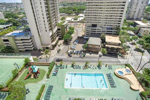 Waikiki Banyan Tower 1 Suite 2410 Photo
