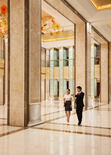 The Imperial Mansion, Beijing - Marriott Executive Apartments photo 19