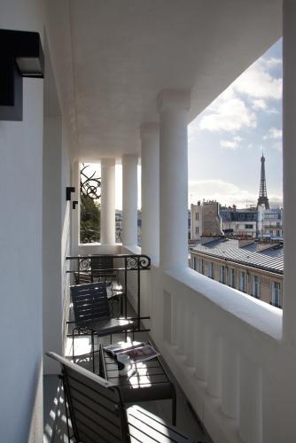 Hotel Marignan Champs-Elysées photo 7