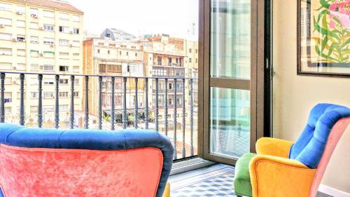 BizFlats Eixample Apartments photo 15