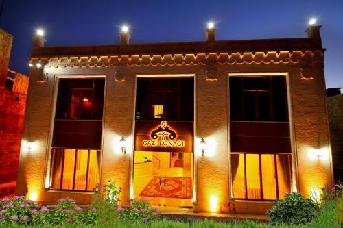 Mardin Gazi Konagi Butik Hotel adres