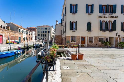 Hotel Tiziano photo 78