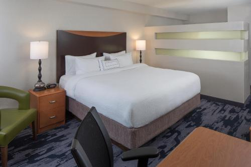 Fairfield Inn & Suites by Marriott Orlando Lake Buena Vista Photo