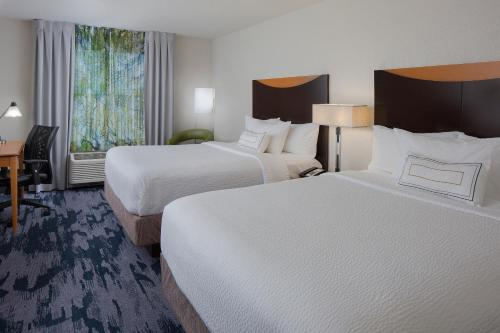 Fairfield Inn & Suites by Marriott Orlando Lake Buena Vista photo 14