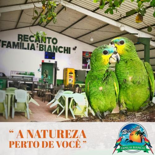 Pousada Recanto Família Bianchi Photo