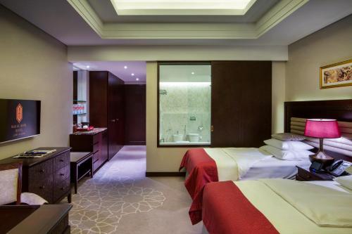 Bab Al Qasr Hotel photo 101