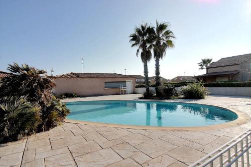 Pavillon Personnes Avec Piscine Et Parking ValrasPlage - Hotel languedoc roussillon avec piscine