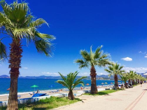Fethiye Mare2 Holiday Home 2+1 E2 yol tarifi