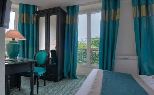 Hotel Cluny Square impression