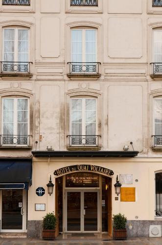 Hotel Du Quai Voltaire photo 32