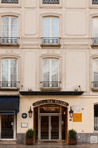 Hotel Du Quai Voltaire photo 34