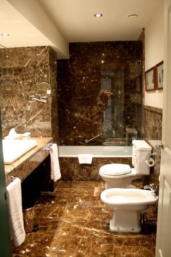 Habitación Doble - 1 o 2 camas - Uso individual Palacio Urgoiti 8