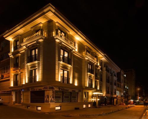 Istanbul PRIMERO HOTEL rezervasyon
