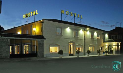 Hostal Restaurante Carolina