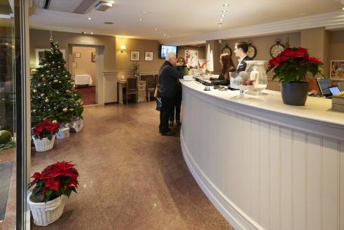 Leopold Hotel Brussels EU.  Foto 1