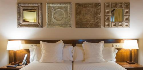 Habitación Doble - 1 o 2 camas Abad Toledo 20