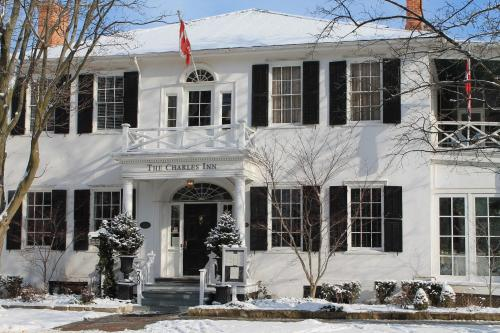 The Charles Hotel - Niagara On The Lake, ON L0S 1J0