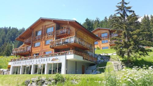 Crans Luxury Lodges Crans Montana