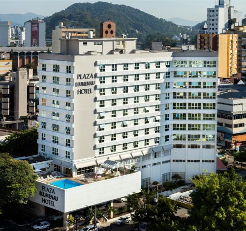 Foto de Plaza Blumenau Hotel