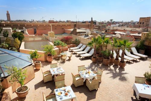2 Derb El Hammaria, Dar El Bacha, Médina, Marrakech, Morocco.
