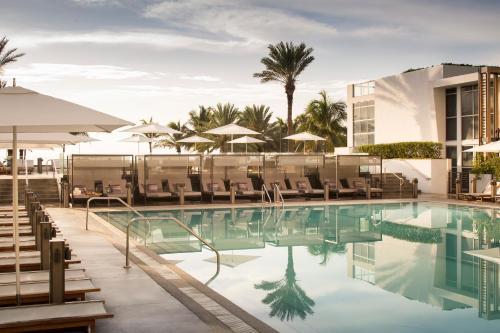 Nobu Hotel Miami Beach a Miami Beach