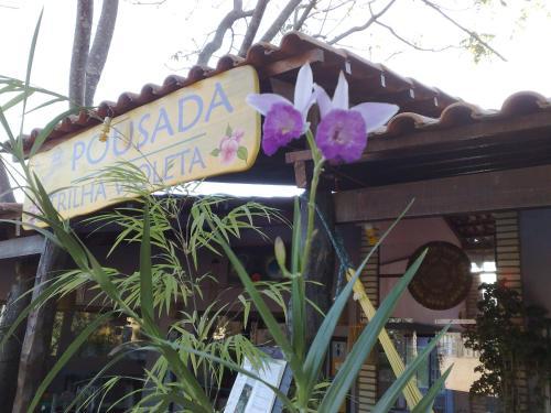 Pousada Trilha Violeta Photo