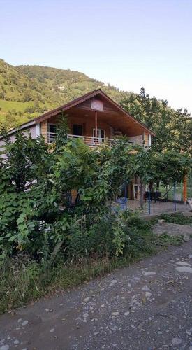 Rize Topçu Dede Villa adres