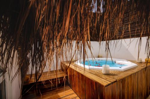 Hotel Cabanas Tulum Photo