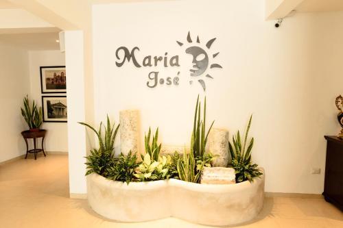 María José, Mérida