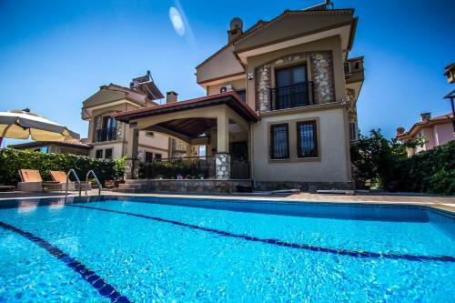 Fethiye Villa Mimoza yol tarifi