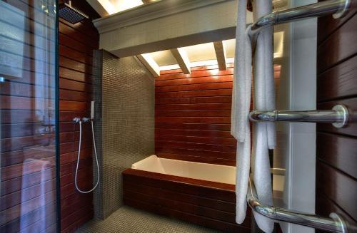Habitación Doble Deluxe con vistas al mar Hotel Iturregi 3
