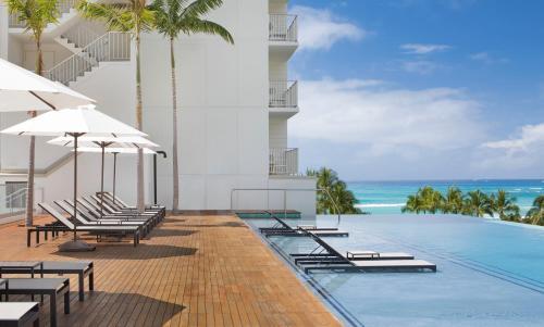 Alohilani Resort Waikiki Beach Hotel Honolulu