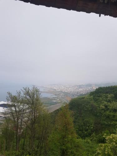 Trabzon free land real estate