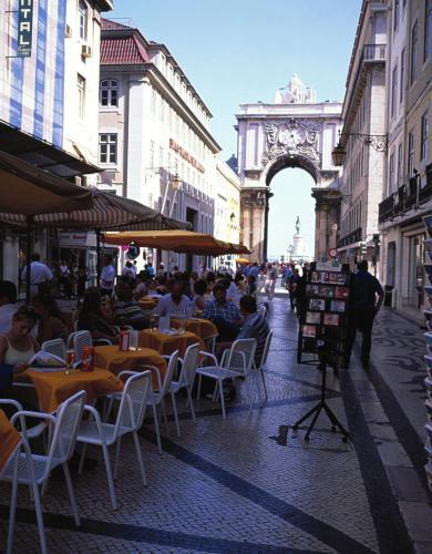 Hotel Principe Lisboa photo 26