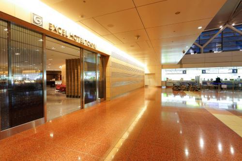 Haneda Excel Hotel Tokyu photo 52