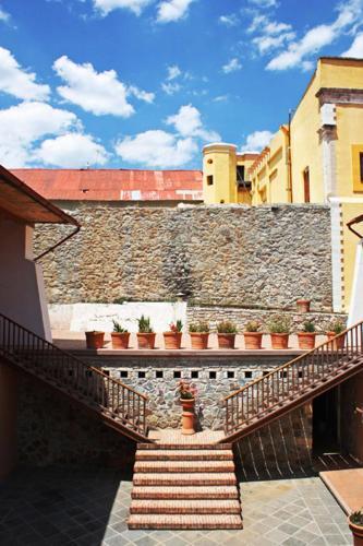 Hotel Real Del Monte Photo