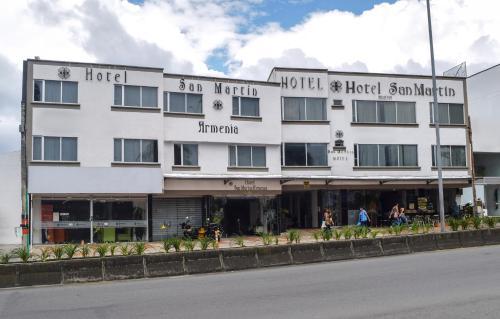 Foto de Hotel San Mart�n