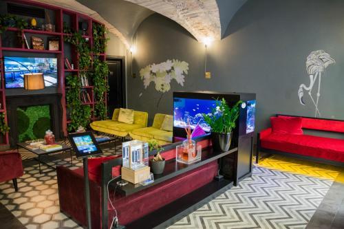 Roma Luxus Hotel photo 83
